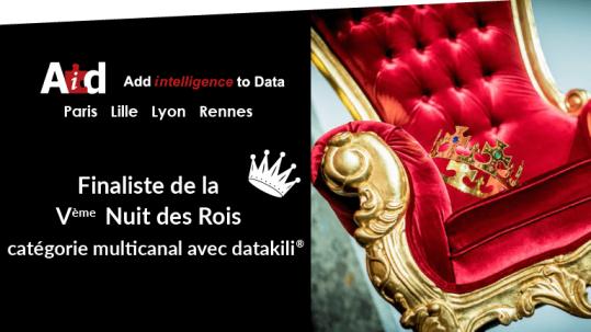AID finaliste de la Nuit des Rois